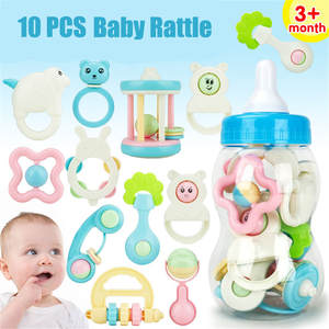 Rattle Baby Toys Bel...
