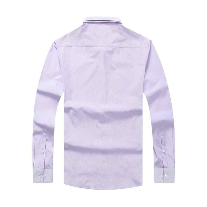Plus rozmiar 9XL 8XL 7XL 6XL 5XL marka Casual koszula męska typu slim fit mężczyźni koszula w kratę z długim rękawem bawełna męskie ubranie koszule koszulka homme
