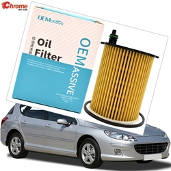 1109AY Oil Filter For Peugeot 206 SW 207 CC 308 SW 508 Expert Tepee / 207 Bipper 2007 - 2018 / 407 2004 - 2018 / 206 2001 - 2010