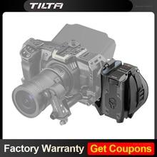 Tilta Side Focus Handvat Voor Bmpcc 4 K 6K Camera Kooi Side Handvat Voor F970 LP E6 F550 F570 Batterij blackmagic Kooi Accessoires