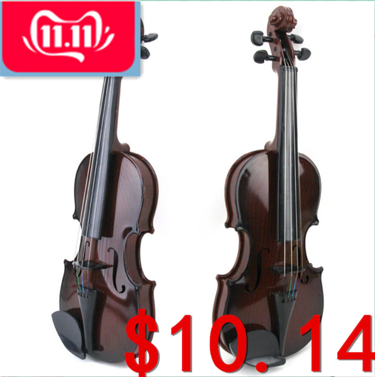 Education For Kids Fun Learning Toys For Children Child Music Violin Children's Musical Instrument Kids Birthday Gift W809