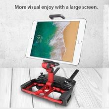 DJI Mavic 2 Pro/Air/Spark Drone CrystalSky 모니터 브래킷 용 DJI 리모콘 스마트 폰/태블릿 클립 홀더