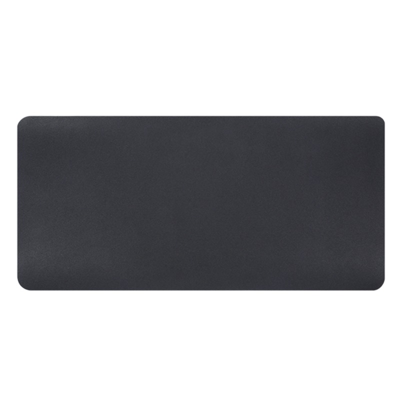 Computer Mouse Pad Smooth Leather Case Large Game Desk Writing Pu