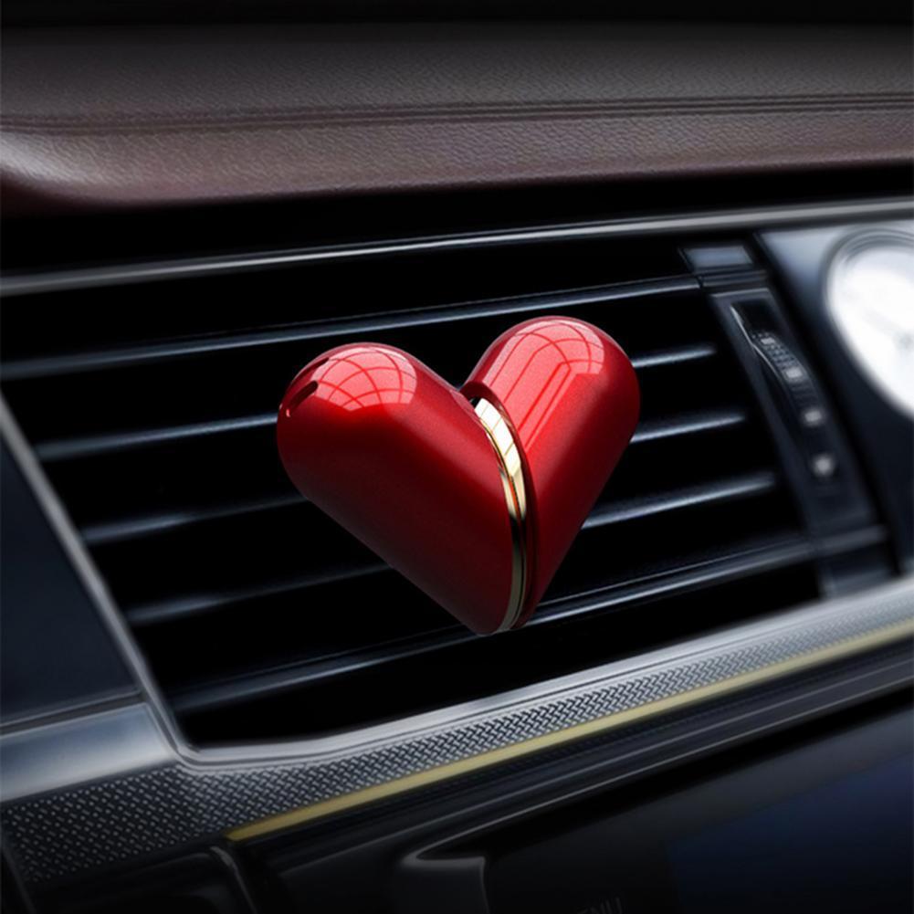 Heart Aromatherapy Car Perfume 1