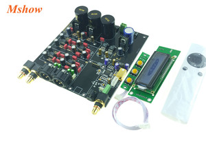 Image 5 - חדש ES9038 ES9038PRO HIFI אודיו DAC מפענח התאסף לוח + שלט רחוק המחיר הטוב ביותר