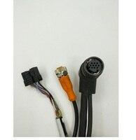 32 2907 32 2904 32 2908 Encoder Line HAAS Signal Transmission Cable for Yaskawa Servo Motor SGMGV 13ADA61