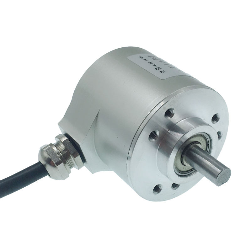High Frequency, High Precision, High Anti-interference Rotary Encoder 10-5000 Pulse Line ABZ Three-phase