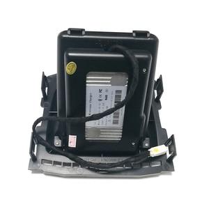 Image 5 - 10w wirless qi carregador de carro sem fio do telefone móvel carregador rápido carregamento acessórios para buick regal 2017 2018