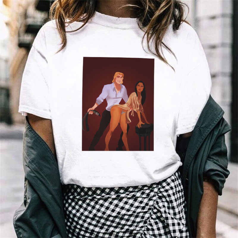 Sudadera de talla grande con capucha estampado Harajuku estética Sudadera Mujer pulóvers Kpop coreano Casual mujer Sexy Tops Streetwear