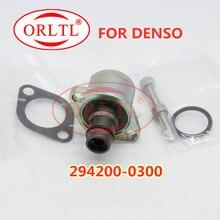 ORLT Metering Valve 294200-0300 (2942000300) Fuel Pressure Regulator Control Valve Suction Control Valve 294200 0300 for DENSO