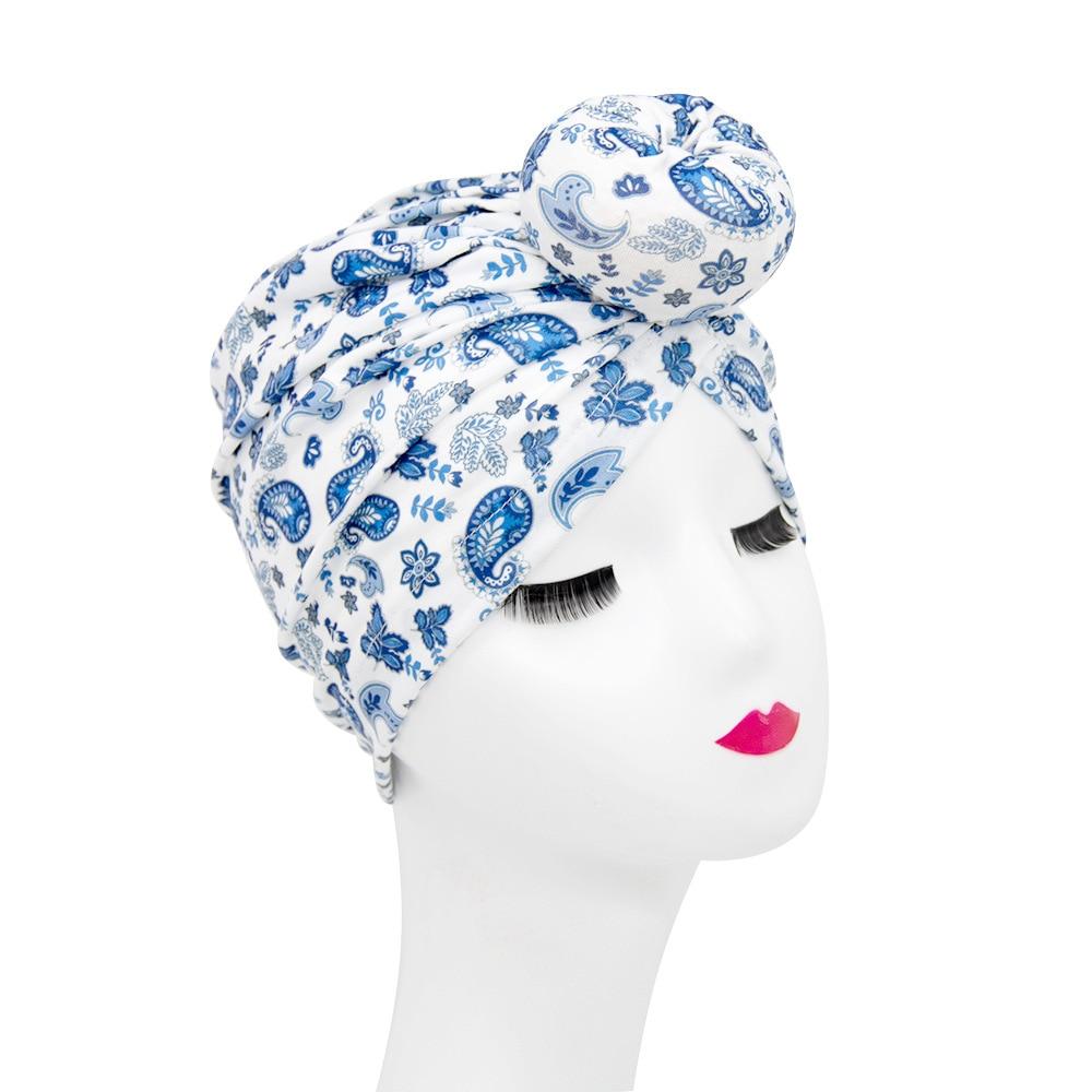 2020 Новая мода печати женщин мусульманских хиджаб тюрбан шапки арабских обернуть внутренний хиджаб для женщин исламский платок hidjab капота