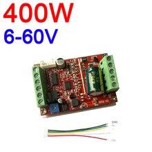 6 72V 400W Bldc 3 Fase Dc Borstelloze Motor Controller Pwm Hal Motor Control Driver Board 12V 24V 48V 72V Vooruit Achteruit