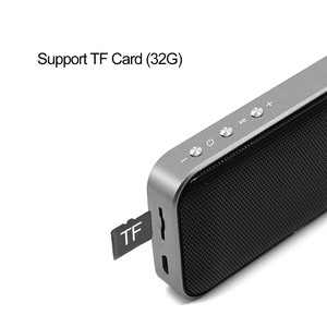 Image 4 - AEC BT209 BT 4.2 Speakers Portable Wireless Bluetooth Speaker Mini Style Pocket sized Music Sound Box with Mic Support TF Card