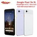 Оригинальный Google Pixel 3a XL 3AXL 6,0