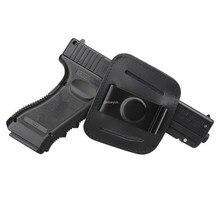 Étuis de ceinture tactiques en cuir dissimulés, étui de taille pour pistolet de tir pour Glock 17 Ruger P95 SR9 Springfield XD 1911
