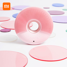 Xiaomi DOCO Electric Face Cleansing Brush MIJIA Ultrasonic Skin Scrubber Silicone Sonic Vibrator Cleaner Facial Cleaning Device