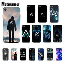 Motirunner Alan Walker Faded Cell Silicone Phone Case Cover For IPhone 8 7 6 6S 6Plus X XS MAX 5 5S SE XR 10 Cover 11 Pro Max motirunner and white moon creative silicone phone case cover for iphone 8 7 6 6s 6plus x xs max 5 5s se xr 10 11 pro max