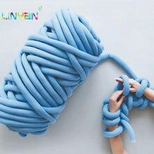 250g Super Chunky Bulky Thick Yarn Alternative Chunky Yarn DIY Bulky Knitting Blanket