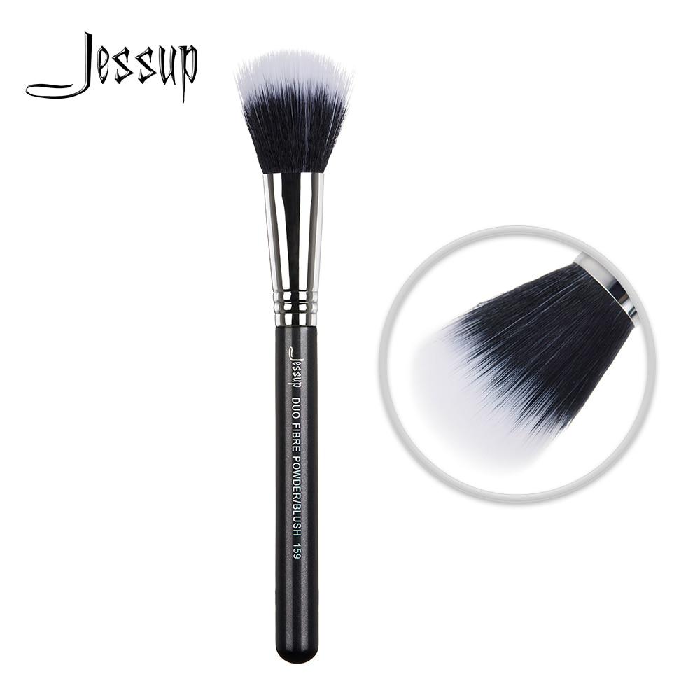 Jessup Face Brush Makeup Brush Powder Blush Foundation Contour Blending Highlighter Concealer