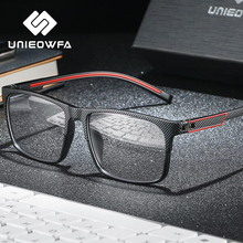 TR90 Myopia Optical Glasses Frame Men Progressive Prescription Eyeglasses Frame Clear Degree Spectacles Frame Korea Eyewear 2020