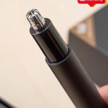 Huanxing HN1 Электрический мини-триммеры для носа портативная машинка для стрижки волос с ушным носом водостойкий Безопасный Очиститель для уда...
