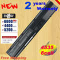 を HSW PR06 Hp Probook の 4430s 4431s 4530S 4331s 4535s 4436s 4440s 4441s 4540s HSTNN-OB2R HSTNN-DB2R 633805 高速配送