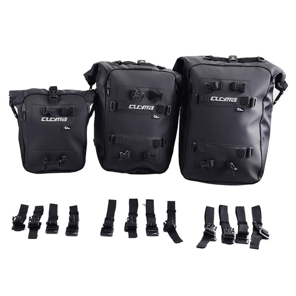 Многофункциональный мотоциклетный рюкзак 10 л 20 л 30 л, мотоциклетный водонепроницаемый задний рюкзак из ПВХ для рафтинга, рыбалки, кемпинга