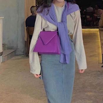 fashion vintage women crossbody bags designer messenger bag luxury pu leather crossbody bag ladies small flap female purses 2020