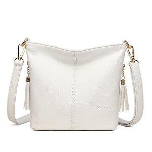 Image 5 - Senhoras quentes mão crossbody sacos para as mulheres 2020 bolsas de luxo bolsas femininas designer pequeno couro bolsa de ombro bolsas femininas sac