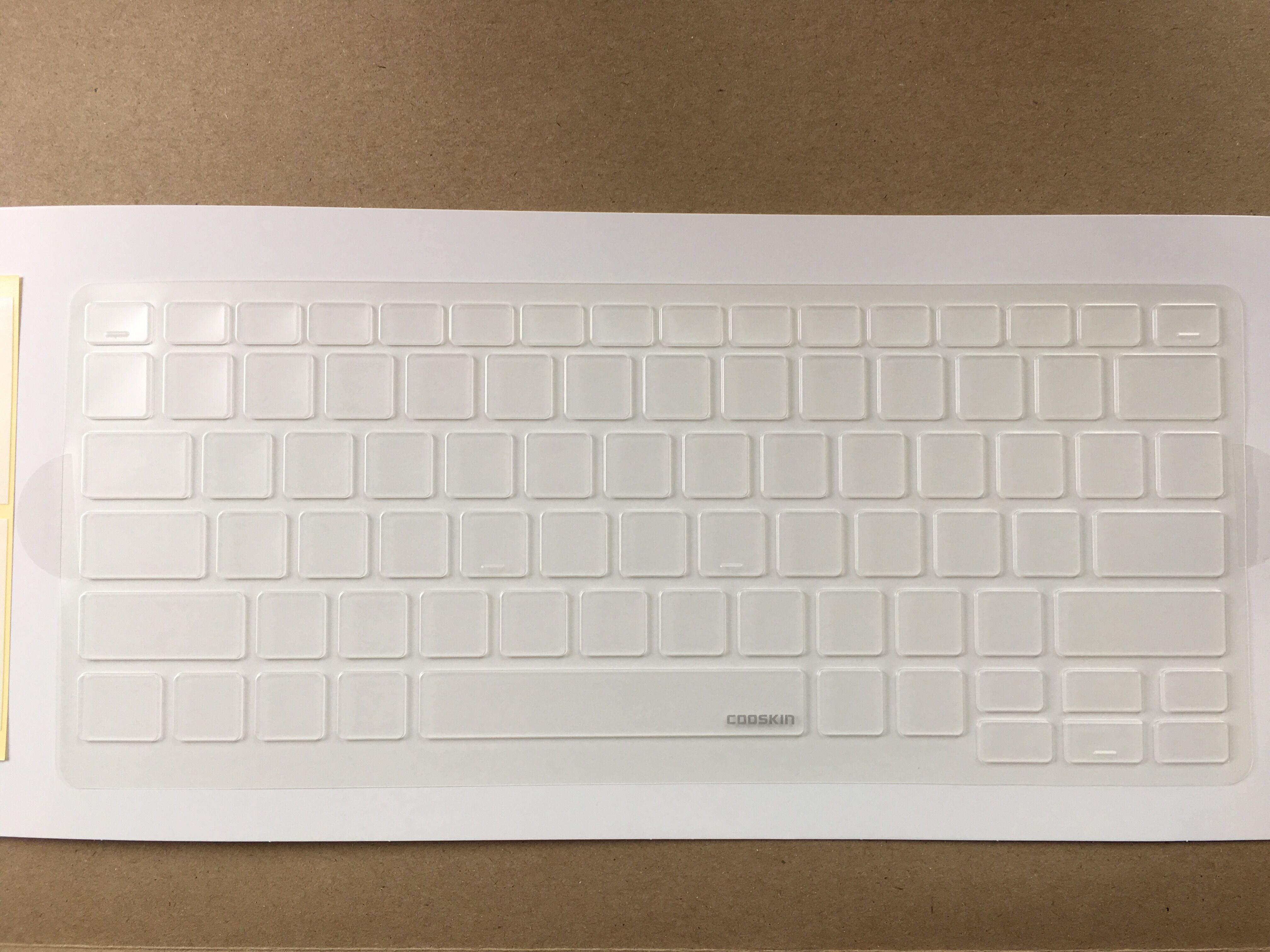 Clear Tpu <font><b>Keyboard</b></font> Cover For <font><b>Dell</b></font> <font><b>Latitude</b></font> 7490 7480 E7450 E7470 E7350 E5450 <font><b>E5470</b></font> E5480 E3350 E7490 without Pointing image