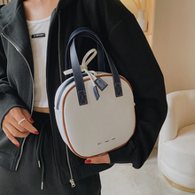 2021 New Brand High-Quality Texture All-Match Western Style Literary Designer Canvas Women Shoulder Portable Small Square Bag