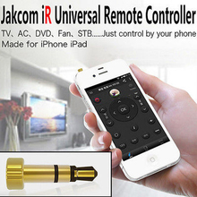 IR Infrared Universal 3.5mm Plug RC Remote Control TV STB Air Conditioner for iPhone System Phone