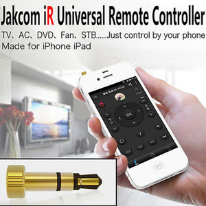 Image 1 - IR Infrared Universal 3.5mm Plug RC Remote Control TV STB Air Conditioner for iPhone System Phone