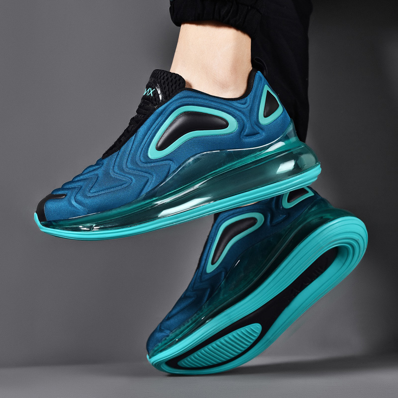 2020 Men Shoes 720 Sneakers Men True Air Cushion Running Shoes Men Sports Comfortable Fashion Plus Size Outdoor Male Shoes image
