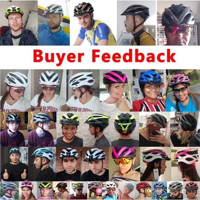 Homens Preto Fosco Capacete de Ciclismo MTB Down Hill KINGBIKE Capacete Ultraleve Capacete de Bicicleta In-mold Capacete Da Bicicleta Tamanho L/XL Casco Ciclismo 6