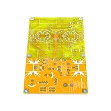 Ücretsiz kargo GZLOZONE PRT06A 12AX7 + 12AT7 Stereo tüp preamplifikatör çıplak PCB tabanı MATISSE devre