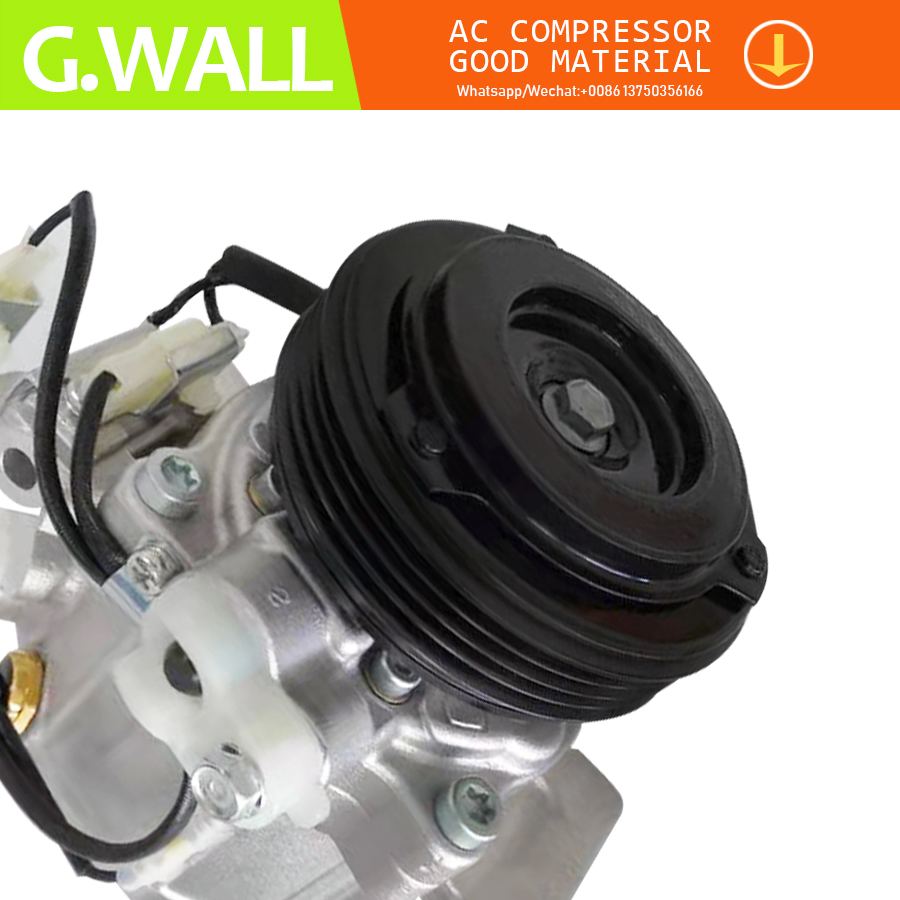 SV07C BIL AC Kompressor för Toyota Passo Daihatsu terios SIRION - Reservdelar och bildelar - Foto 5