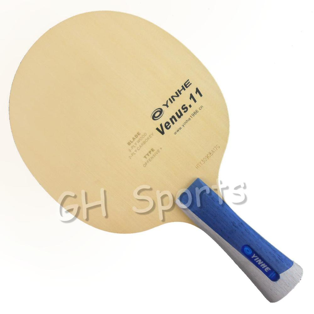 Galaxy Milky Way Yinhe Venus.11 V-11 K-1 Carbokev OFF+ Table Tennis Blade For Ping Pong Racket