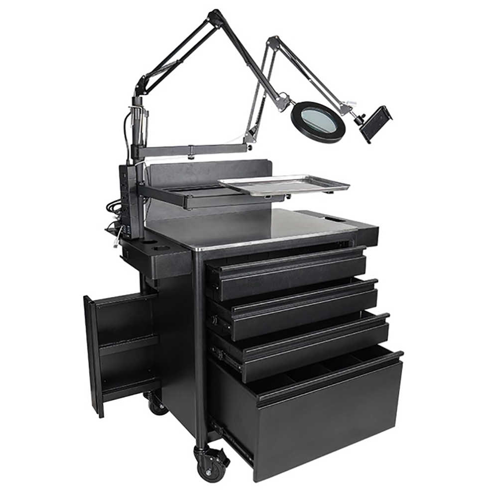 Tattoo Iron Workstation Beauty Salon Furniture Professional Tattoo