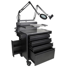Tattoo Ijzer Workstation Eenvoudige Tattoo Meubels Tattoo Kits Tattoo Mobiele Werk Station Tattoo Meubels Tattoo Kits voor Tattoo(China)