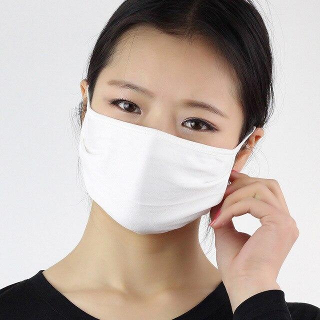 100Pcs 3 Layer Mask Earloop maska antywirusowa mask for flu