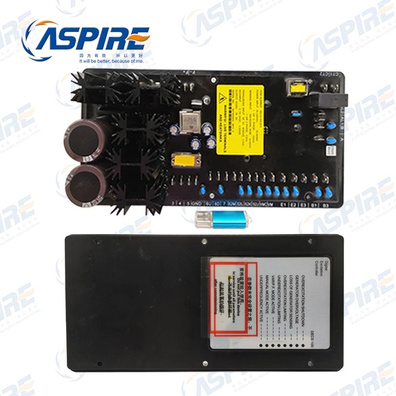 AVR DECS-100 A11 A15 B11 B15 control system