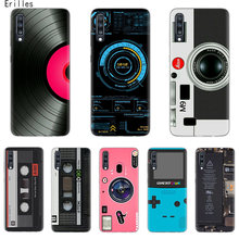 Cassette Tapes Telefoon Case Voor Samsung Galaxy S10 S8 S9 Plus S10e S6 S7 S8 S9 S7 Rand Note 10 8 J4 J6 2018 Coque Back Cover Capa(China)