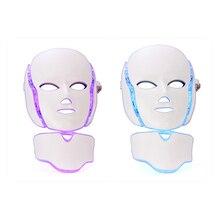 Уход за кожей лица SPA ФДТ кожи Rejuvenatio светодиодный фотон лицевая маска, смягчающий уход за кожей машина для обработки Красота против акне терапевтическое косметическое для стягивания кожи