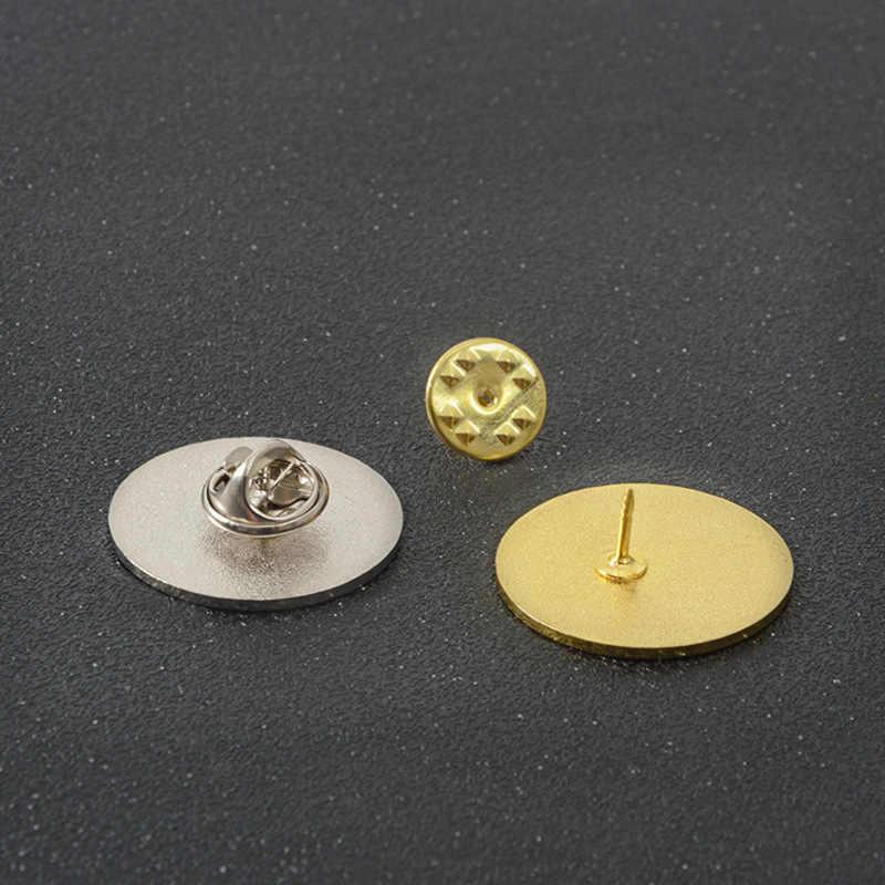 エナメルデニムジーンズビジネススーツシルバー雪山ラペルシャツ帽子バッグ星月夜ムーンバッジ黄金のブローチゴールド