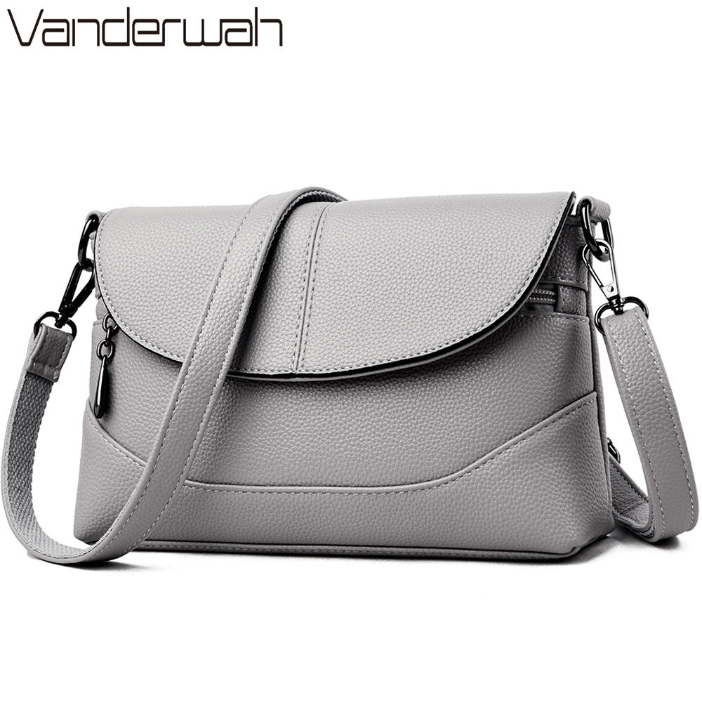 Hot Leather Luxury Handbags Women Bags Designer Handbags High Quality Crossbody Bags For Women Shoulder Messenger Bag Sac A Main