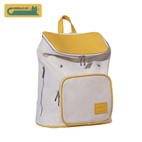 2019 Emerald cat Fashion Women Bag High Quality Casual Canvas Bags Female School Bag for Teenage Girls Book Mochilas Lady Bags
