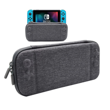 Ultra Slim Carrying Case for Nintend Switch Portable Hard Shell Travel Protective Cover EVA Bag Storage Pouch