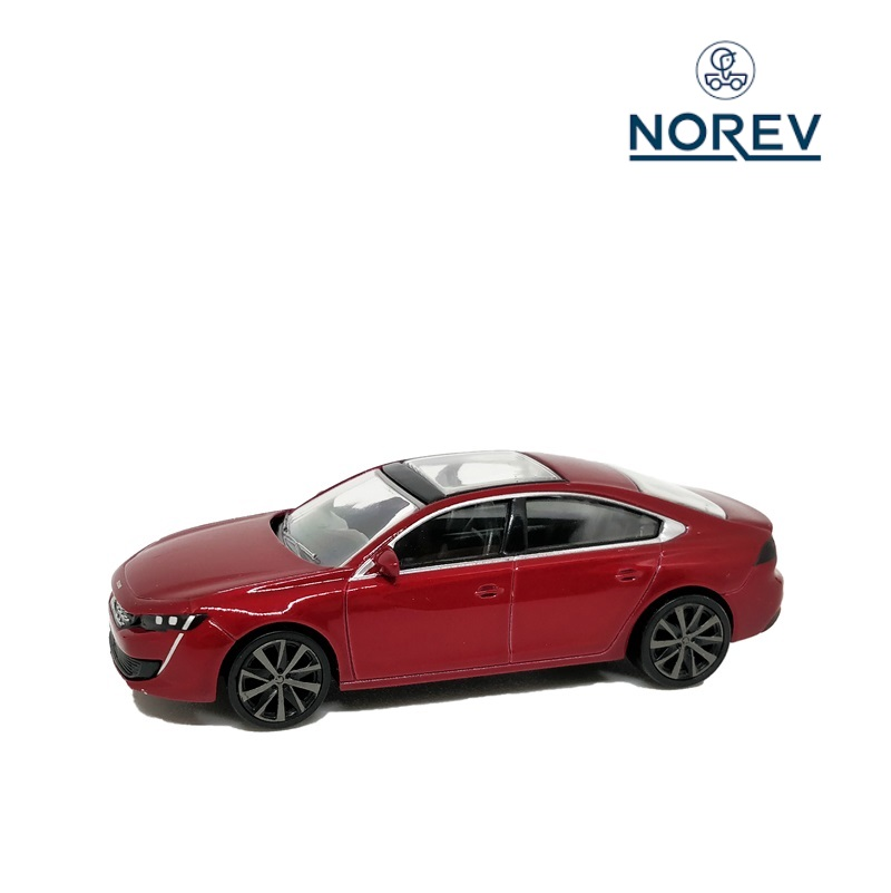 Norev 1:64 Peugeot 508 2018 Diecast Model Car