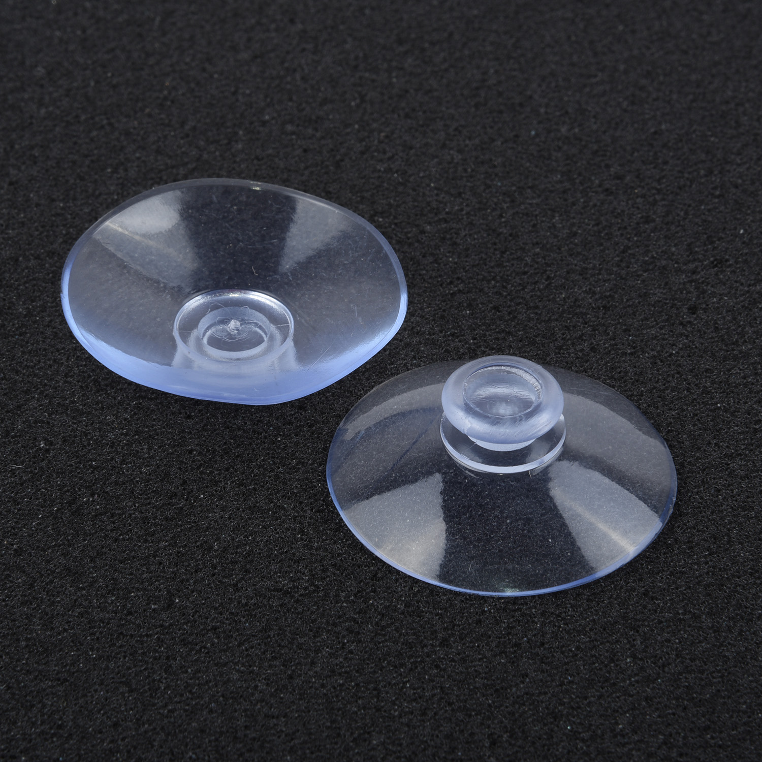 Suction Cup Clear Rubber Plastic Rubber Window Wall Tile Suckers Pads Hooks